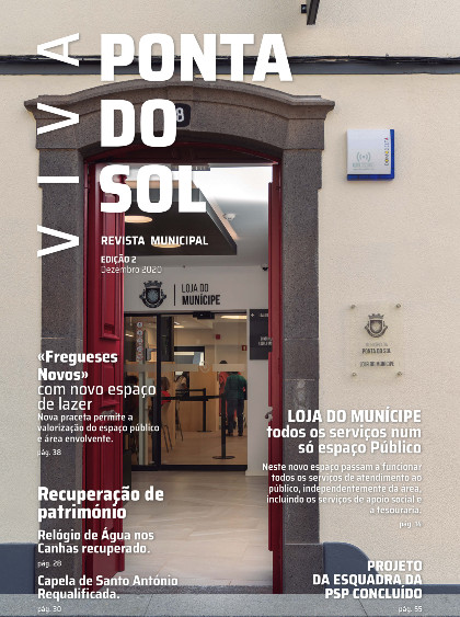 2ª edição do Viva Ponta do Sol já disponível