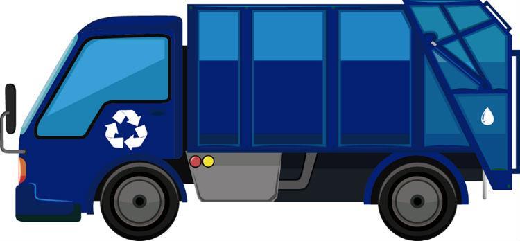 Informação sobre a recolha do lixo | época de natal