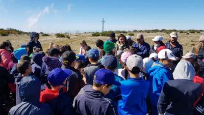 Dia da Árvore 2019: 85 alunos plantaram árvores no Paúl da Serra