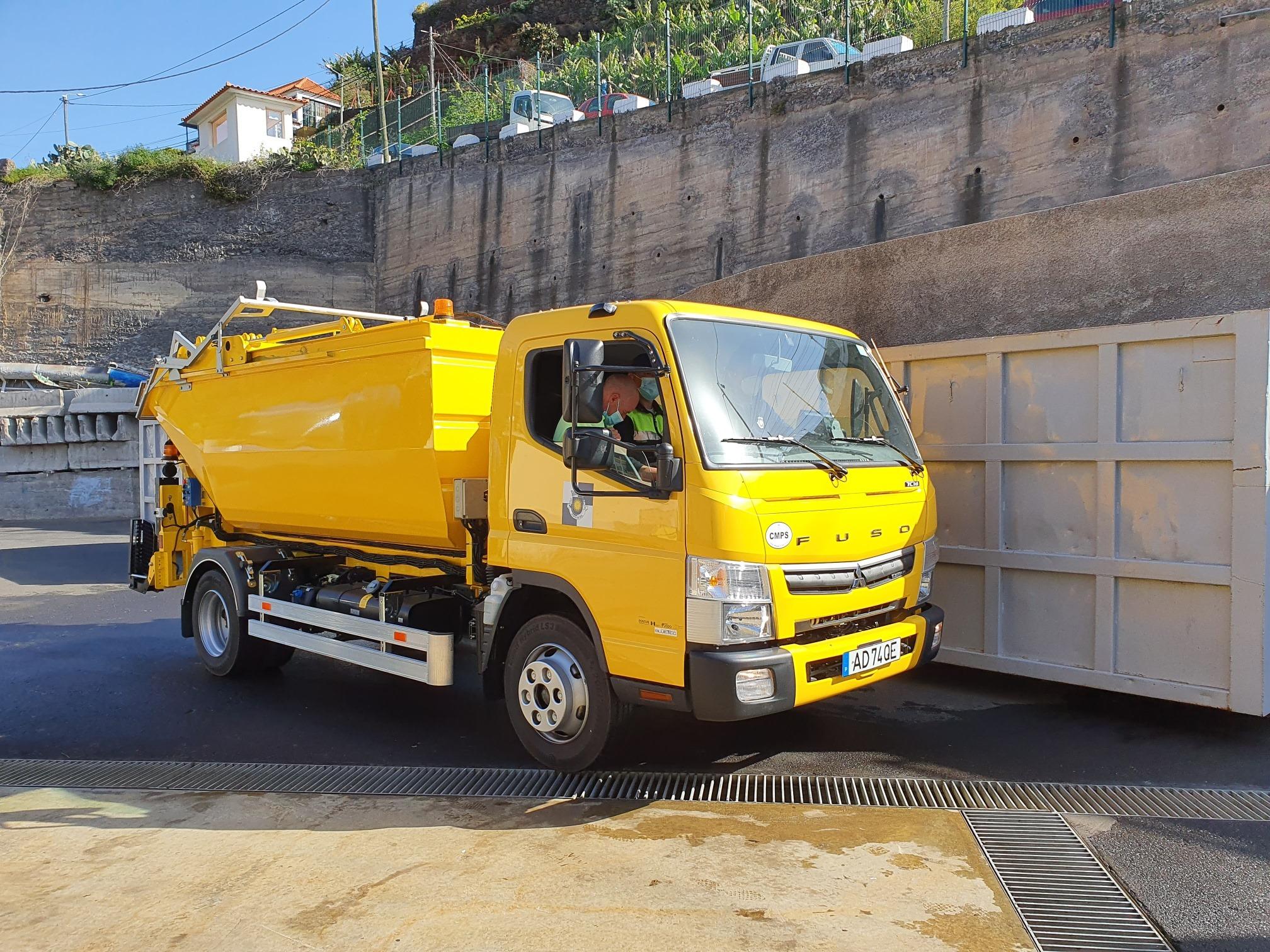 Informação à população | serviço de recolha do lixo
