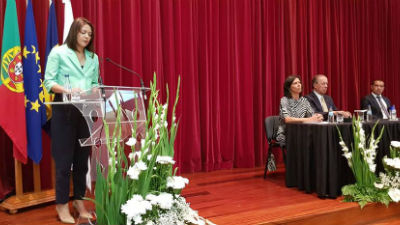 Sessão Solene do Dia do 517° aniversário da Ponta do Sol