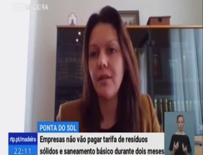 Apoios municipais no âmbito do Covid19 | reportagem RTP-M