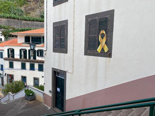 Setembro Dourado | campanha ACREDITAR na Ponta do Sol