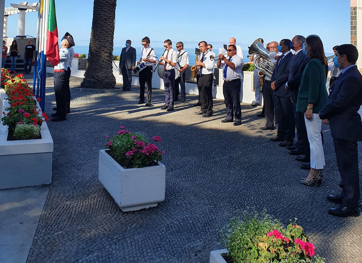 Hastear das Bandeiras | Dia do Concelho da Ponta do Sol