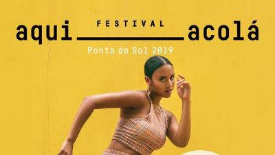 Mayra Andrade no Festival Aqui Acolá