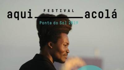 Festival Aqui Acolá: cabeça de cartaz da edição 2019