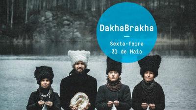 DakhaBrakha no Aqui_Acolá: música internacional