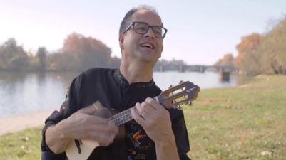 Sérgio Mirra no Música nas Capelas