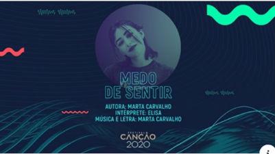 Festival da Canção | Elisa Silva na semifinal