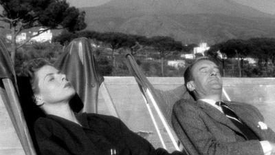 Encontro com o cinema | Viagem a Itália com Roberto Rossellini