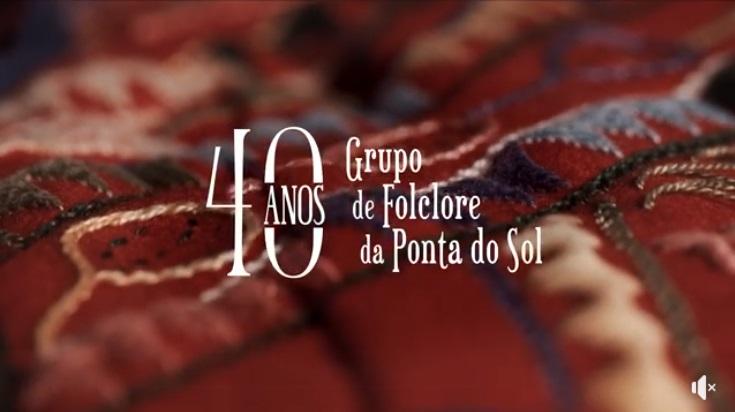 Documentário dos 40 anos do Grupo de Folclore da Ponta do Sol