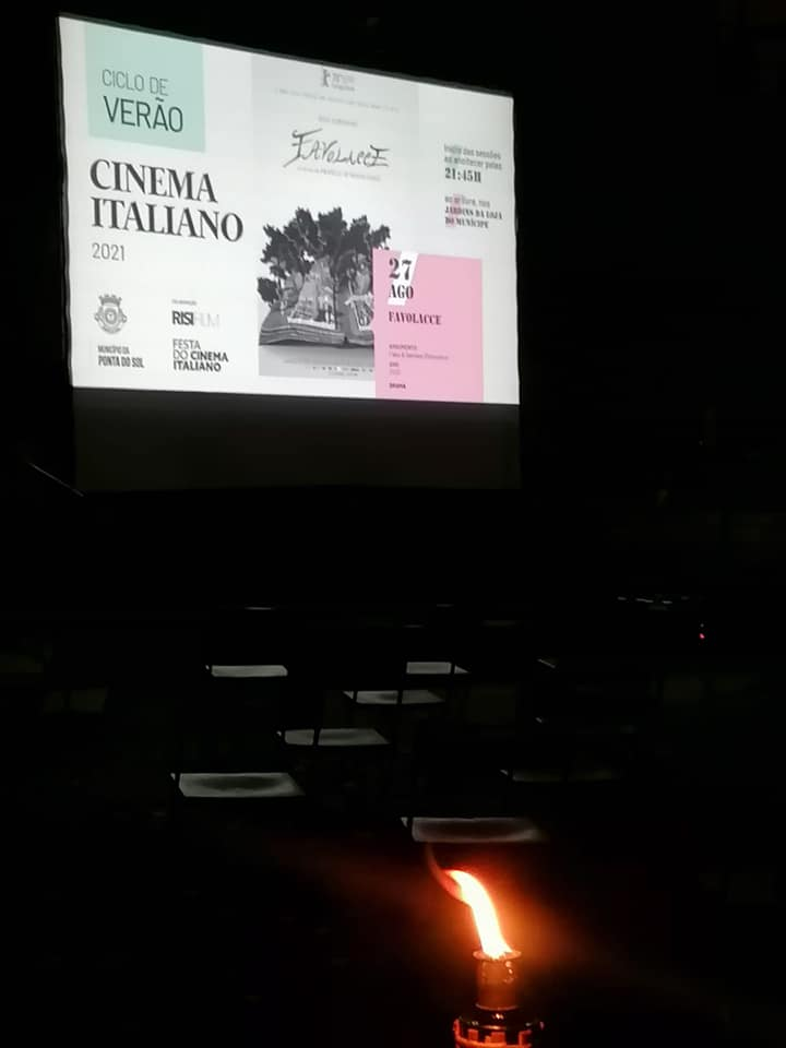 Ciclo de Cinema Italiano | cultura na Ponta do Sol