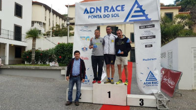 ADN Race Ponta do Sol - Resultados 2018