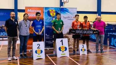 Ténis de Mesa: 18º Torneio Aberto - Município da Ponta do Sol.
