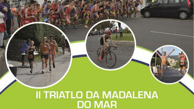 II Triatlo Sprint da Ponta do Sol – Madalena do Mar: inscrições abertas