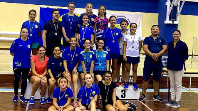 XV Torneio de Badminton | entrega de prémios