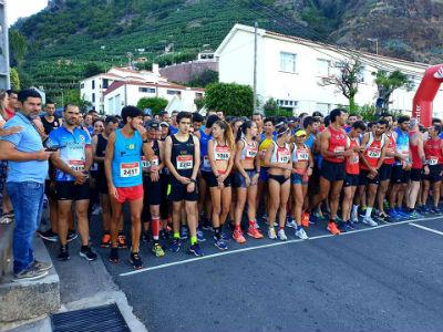 233 atletas no circuito da Madalena do Mar - Ponta do Sol: entrega de prémios
