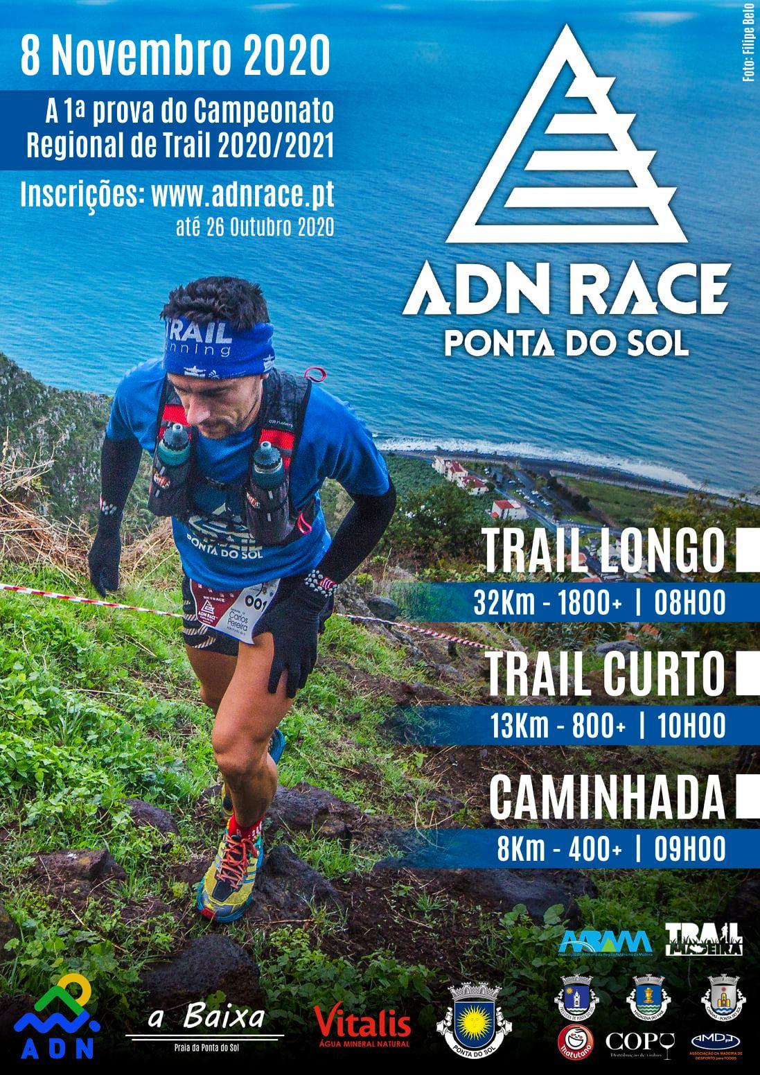 ADN Race Ponta do Sol | 2020