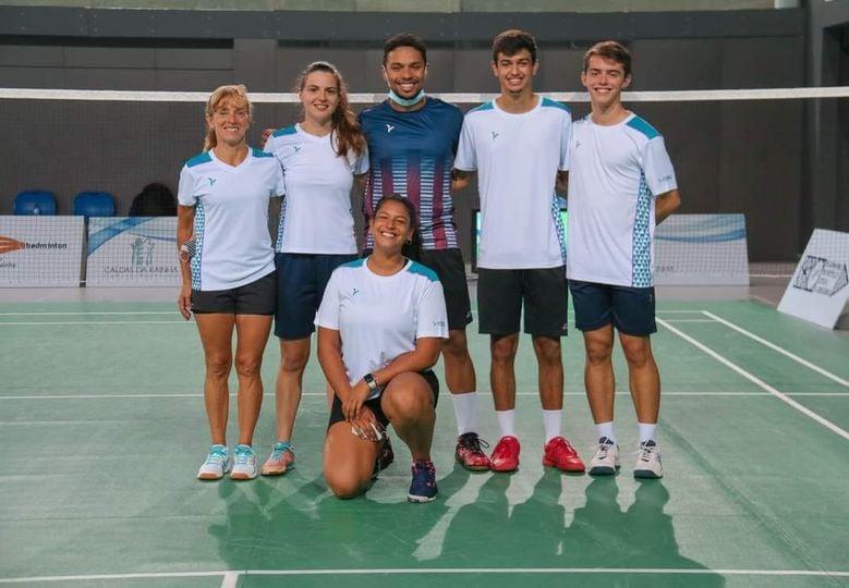Badminton da Associação Desportiva Pontassolense está de parabéns!
