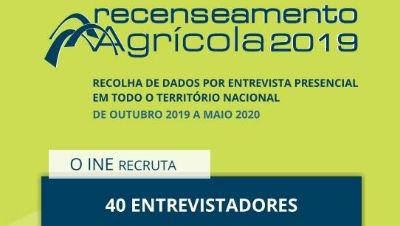 Oportunidades: INE recruta 40 entrevistadores