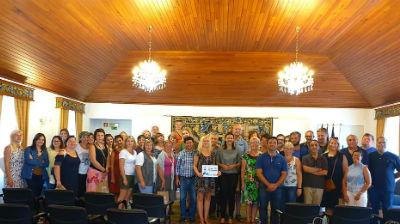 Empreendedorismo e turismo sustentável | projeto de cooperação