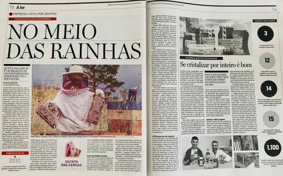 Quinta das Cercas | Apicultura de sucesso em Portugal