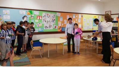 Educação Rodoviária na Ponta do Sol