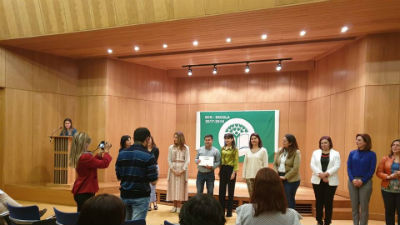 Escola do Carvalhal ganha prémio Eco-Escolas