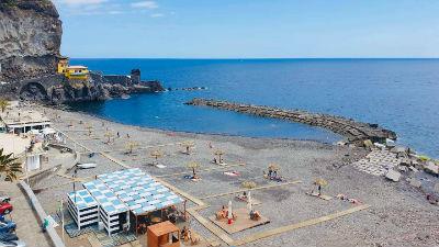 Início da época balnear com mais vigilância: visitar Ponta do Sol