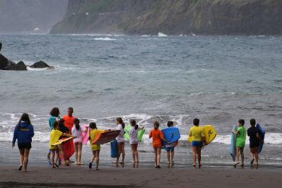 Campo de Férias da Ponta do Sol: cultura e desporto
