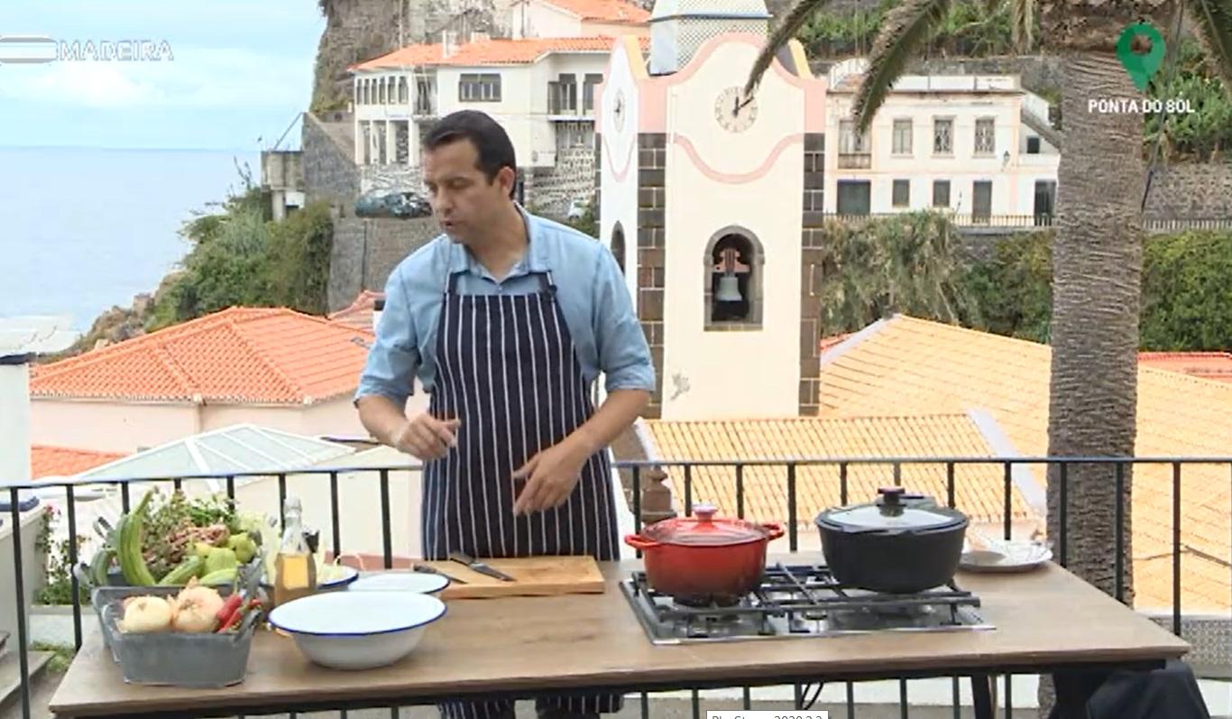 Gastronomia Local da RTP-M na Ponta do Sol