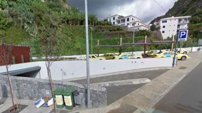 Rampa da Ponta do Sol: encerramento do estacionamento do parque