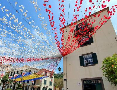 Transporte para o Festival de Folclore da Ponta do Sol