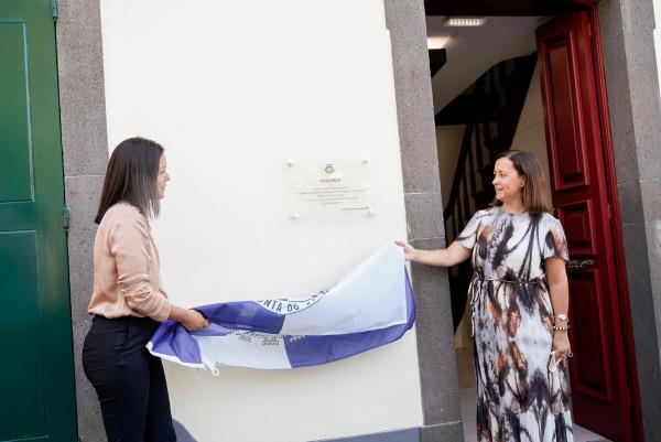 Inauguração da Loja do Munícipe da Ponta do Sol