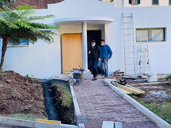 Remodelação das instalações sanitárias públicas | Ponta do Sol