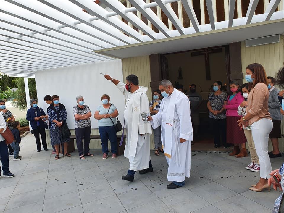 Obras de Reparação e Beneficiação do Cemitério de São Caetano estão concluídas