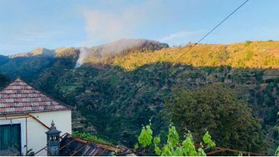 Incêndio na Ponta do Sol: informações