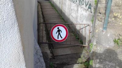 Alerta | levadas interditas