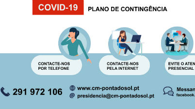 Plano de contingência | serviços municipais
