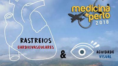 Workshop Medicina + Perto | Rastreio Cardiovascular