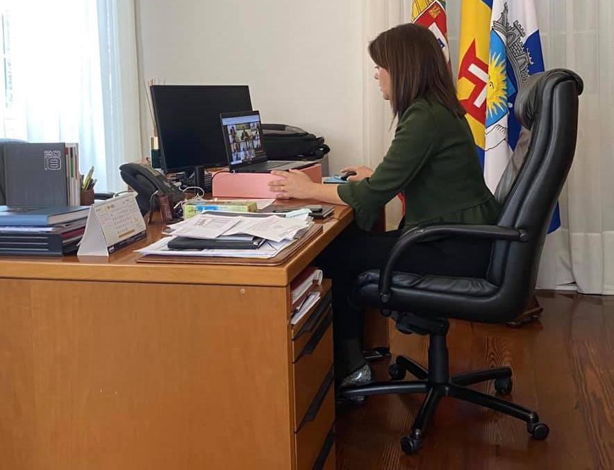 Funcionamento dos Centros de Saúde no Concelho | reunião com Governo Regional